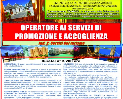 Progetto obbligo formativo 2007